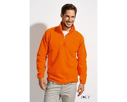 Pull col camioneur homme
