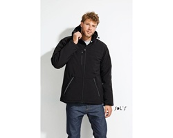 Parka softshell homme