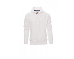 Sweatshirt demi-zip homme