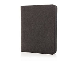 Porte carnet de notes avec Powerbank