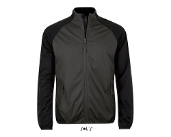 Softshell ultra light bicolore homme