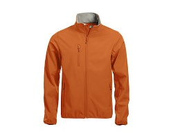 Veste softshell coupe homme