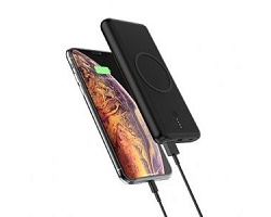 Chargeur induction 10 000 mAh