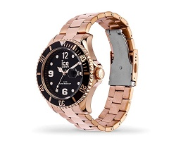 Montre rose gold grande - Ice Watch